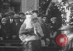 Image of Santa Claus Upper Darby Pennsylvania USA, 1930, second 59 stock footage video 65675052018