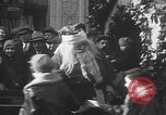 Image of Santa Claus Upper Darby Pennsylvania USA, 1930, second 60 stock footage video 65675052018