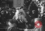 Image of Santa Claus Upper Darby Pennsylvania USA, 1930, second 61 stock footage video 65675052018