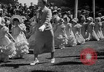 Image of May Day Queen crowning San Francisco California USA, 1937, second 13 stock footage video 65675052019
