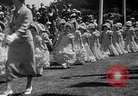 Image of May Day Queen crowning San Francisco California USA, 1937, second 14 stock footage video 65675052019