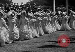 Image of May Day Queen crowning San Francisco California USA, 1937, second 16 stock footage video 65675052019