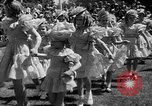 Image of May Day Queen crowning San Francisco California USA, 1937, second 23 stock footage video 65675052019