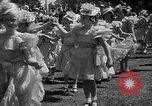 Image of May Day Queen crowning San Francisco California USA, 1937, second 27 stock footage video 65675052019