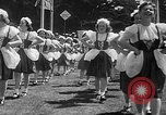 Image of May Day Queen crowning San Francisco California USA, 1937, second 31 stock footage video 65675052019