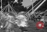 Image of May Day Queen crowning San Francisco California USA, 1937, second 44 stock footage video 65675052019