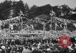 Image of May Day Queen crowning San Francisco California USA, 1937, second 62 stock footage video 65675052019