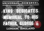 Image of King George VI London England United Kingdom, 1937, second 11 stock footage video 65675052021