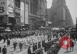 Image of memorial of Francis P Duffy New York City USA, 1937, second 12 stock footage video 65675052022