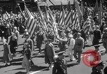 Image of memorial of Francis P Duffy New York City USA, 1937, second 17 stock footage video 65675052022