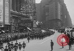 Image of memorial of Francis P Duffy New York City USA, 1937, second 20 stock footage video 65675052022