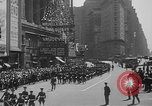 Image of memorial of Francis P Duffy New York City USA, 1937, second 22 stock footage video 65675052022