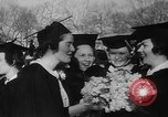 Image of college girls Wellesley Massachusetts USA, 1937, second 33 stock footage video 65675052026