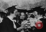 Image of college girls Wellesley Massachusetts USA, 1937, second 34 stock footage video 65675052026