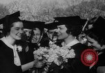 Image of college girls Wellesley Massachusetts USA, 1937, second 36 stock footage video 65675052026