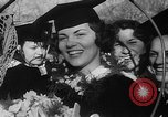 Image of college girls Wellesley Massachusetts USA, 1937, second 38 stock footage video 65675052026
