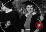 Image of college girls Wellesley Massachusetts USA, 1937, second 43 stock footage video 65675052026