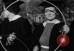 Image of college girls Wellesley Massachusetts USA, 1937, second 44 stock footage video 65675052026