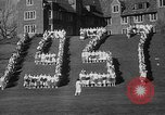 Image of college girls Wellesley Massachusetts USA, 1937, second 54 stock footage video 65675052026
