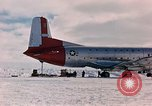Image of aircraft C 124 Antarctica, 1956, second 14 stock footage video 65675052038