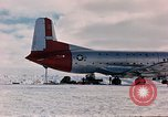 Image of aircraft C 124 Antarctica, 1956, second 28 stock footage video 65675052038