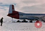 Image of aircraft C 124 Antarctica, 1956, second 29 stock footage video 65675052038
