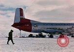 Image of aircraft C 124 Antarctica, 1956, second 30 stock footage video 65675052038