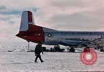 Image of aircraft C 124 Antarctica, 1956, second 32 stock footage video 65675052038