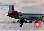 Image of aircraft C 124 Antarctica, 1956, second 33 stock footage video 65675052038