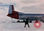 Image of aircraft C 124 Antarctica, 1956, second 34 stock footage video 65675052038