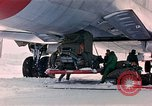 Image of aircraft C 124 Antarctica, 1956, second 61 stock footage video 65675052038