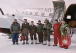 Image of Rear Admiral Dufek Antarctica, 1956, second 45 stock footage video 65675052039