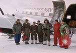 Image of Rear Admiral Dufek Antarctica, 1956, second 48 stock footage video 65675052039