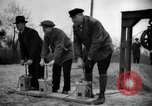 Image of Autobahn construction Germany, 1936, second 21 stock footage video 65675052079