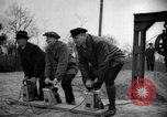 Image of Autobahn construction Germany, 1936, second 22 stock footage video 65675052079