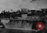 Image of American military officers San Juan Puerto Rico, 1935, second 9 stock footage video 65675052088