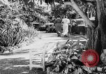 Image of Park and gardens San Juan Puerto Rico, 1935, second 7 stock footage video 65675052090