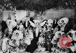 Image of Festival Queen and her court San Juan Puerto Rico, 1935, second 25 stock footage video 65675052091