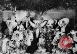Image of Festival Queen and her court San Juan Puerto Rico, 1935, second 26 stock footage video 65675052091