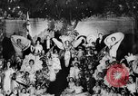 Image of Festival Queen and her court San Juan Puerto Rico, 1935, second 27 stock footage video 65675052091