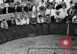 Image of cockfighting Guaynabo Puerto Rico, 1935, second 13 stock footage video 65675052095