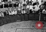 Image of cockfighting Guaynabo Puerto Rico, 1935, second 14 stock footage video 65675052095