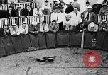 Image of cockfighting Guaynabo Puerto Rico, 1935, second 15 stock footage video 65675052095