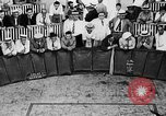 Image of cockfighting Guaynabo Puerto Rico, 1935, second 16 stock footage video 65675052095