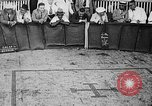Image of cockfighting Guaynabo Puerto Rico, 1935, second 22 stock footage video 65675052095
