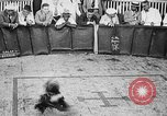 Image of cockfighting Guaynabo Puerto Rico, 1935, second 23 stock footage video 65675052095