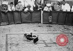 Image of cockfighting Guaynabo Puerto Rico, 1935, second 24 stock footage video 65675052095