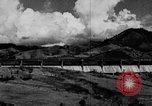 Image of roadway and dam San Juan Puerto Rico, 1935, second 20 stock footage video 65675052103