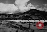 Image of roadway and dam San Juan Puerto Rico, 1935, second 22 stock footage video 65675052103