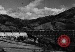 Image of roadway and dam San Juan Puerto Rico, 1935, second 30 stock footage video 65675052103